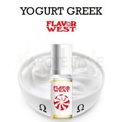 ARÔME YOGURT GREEK - FLAVOR WEST