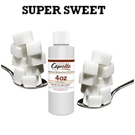 Arôme super sweetener Capella
