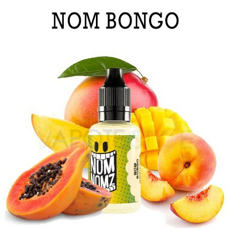 Concentré Nom Bongo - NOM-NOMZ