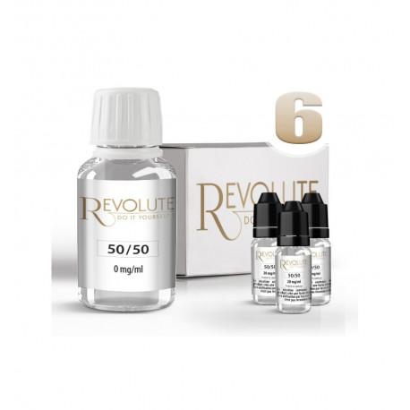 Base pack TPD 6 mg 50/50 Revolute