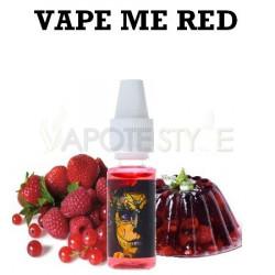 VAPE ME RED
