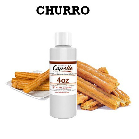 Arôme Churro 4oz ( 118 ml )
