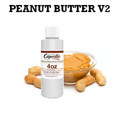 Arôme Peanut butter V2 4oz ( 118 ml )