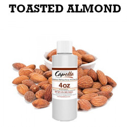Arôme Toasted Almond 100 ml - Capella