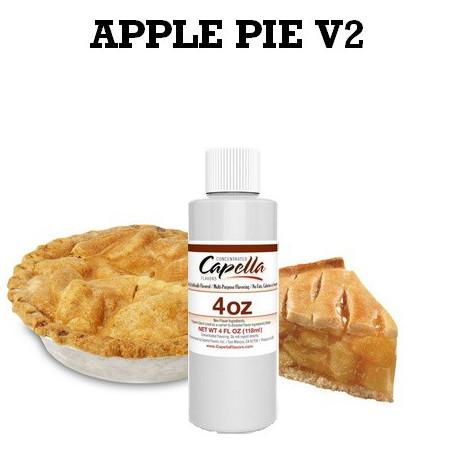 Arôme Apple Pie V2  4oz ( 118 ml )