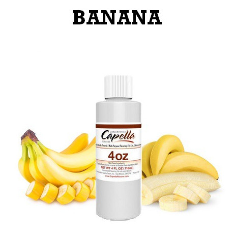 Arôme Banana 4oz ( 118 ml )