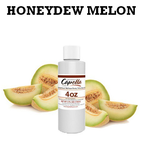 Arôme melon honeydew 4oz ( 118 ml )
