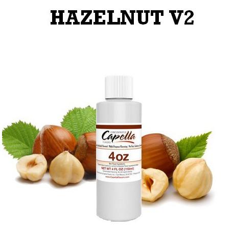 Arôme Hazelnut V2 4oz ( 118 ml )