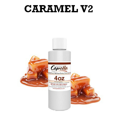 Arôme Caramel V2 4oz ( 118 ml )