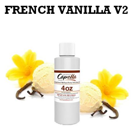 Arôme  French Vanilla V2 4oz ( 118 ml )