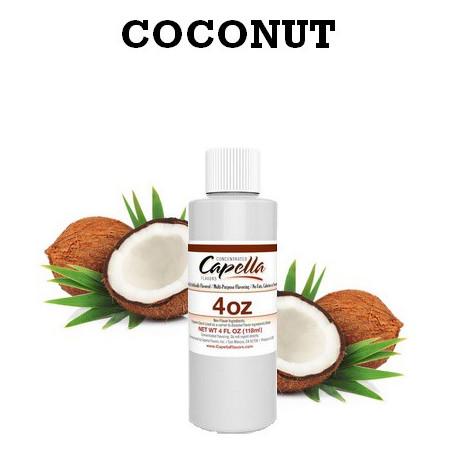 Arôme Coconut 4oz ( 118 ml )