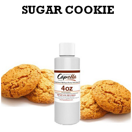 Arôme Sugar Cookie 4oz ( 118 ml )