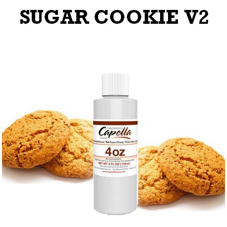Arôme Sugar Cookie V2 4oz ( 118 ml )