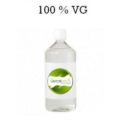 Base pour e-liquide Vapote Style 100% VG 0mg de nicotine 1 L