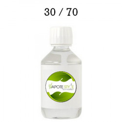 Base pour e-liquide Vapote Style 30/70 115 ML