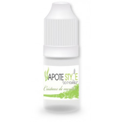 ADDITIF CRISTAUX DE MENTHOL 10 ML