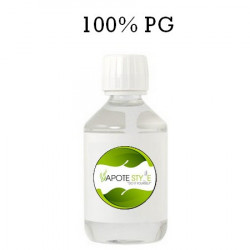 BASE 100% PG E-LIQUIDE SANS NICOTINE 115 ML - VAPOTE STYLE