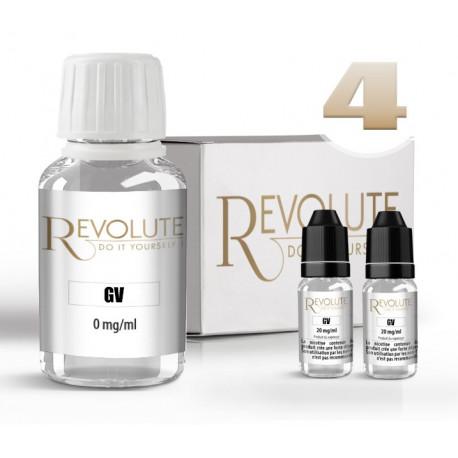 Base pack TPD 4 mg 100% VG Revolute