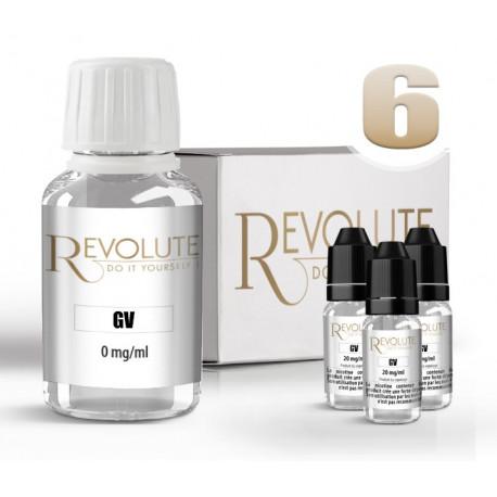 Base pack TPD 6 mg 100% VG Revolute
