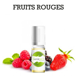 ARÔME FRUITS ROUGES - VAPOTE STYLE