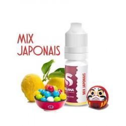 arôme concentré Mix Japonais - Solana