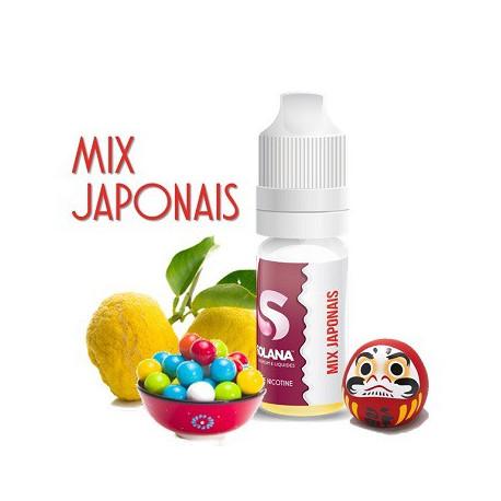 Concentré Mix Joponais - Solana