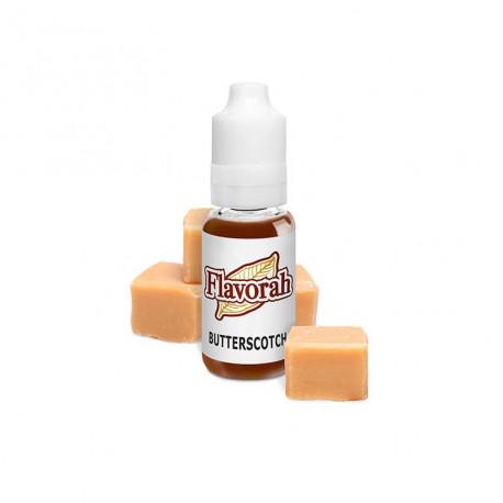 Arôme Butterscotch Flavorah 15ml