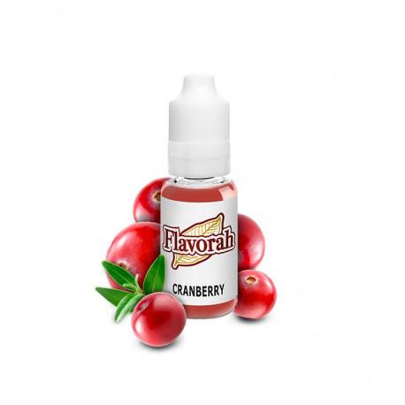 Arôme Cranberry Flavorah 15ml
