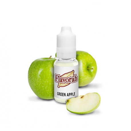 Arôme Green Apple Flavorah 15ml