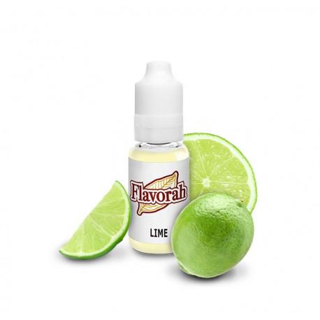 Arôme Lime Flavorah 15ml