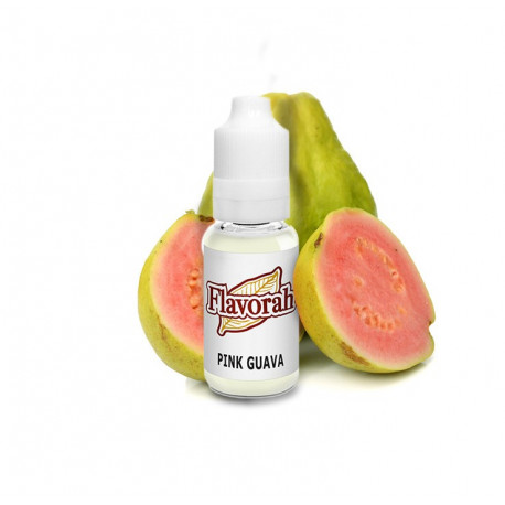 Arôme Pink Guava Flavorah 15ml