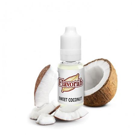 Arôme Sweet Coconut Flavorah 15ml