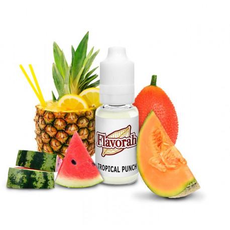 Arôme Tropical Punch Flavorah 15ml