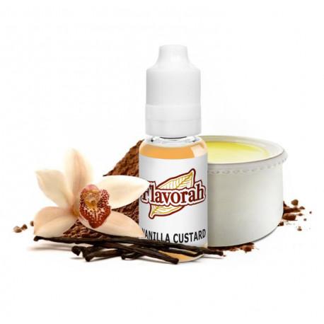 Arôme Vanilla Custard Flavorah 15ml