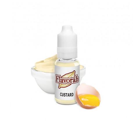 Arôme Custard Flavorah 15ml