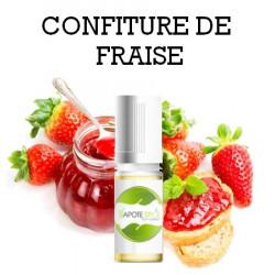 ARÔME CONFITURE DE FRAISE POUR E-LIQUIDE DIY - VAPOTE STYLE