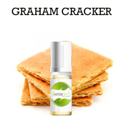 ARÔME BISCUIT GRAHAM CRACKER 100ML - VAPOTE STYLE