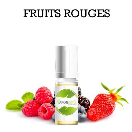 ARÔME FRUITS ROUGES