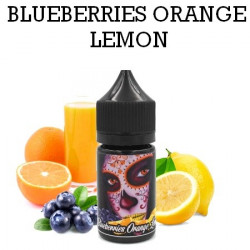 Arôme Concentré Blueberries Orange Lemon - Malaysian Fruity