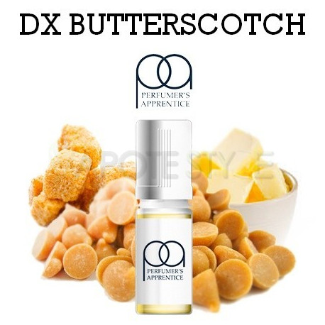 ARÔME DX BUTTERSCOTCH FLAVOR