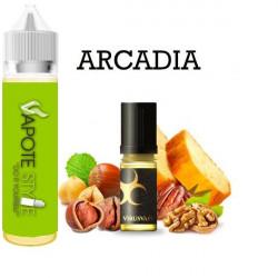 Premix e-liquide Arcadia Virus vape 60 ml