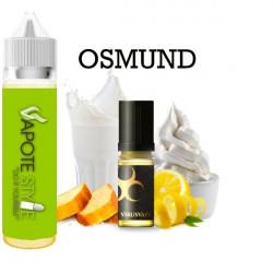 Premix e-liquide osmund Virus vape 50 ml