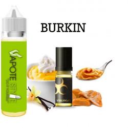 Premix e-liquide Burkin Virus vape 60 ml