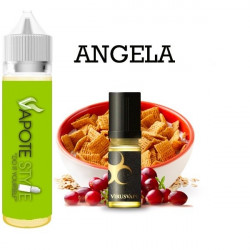 Premix e-liquide Angela Virus vape 60 ml