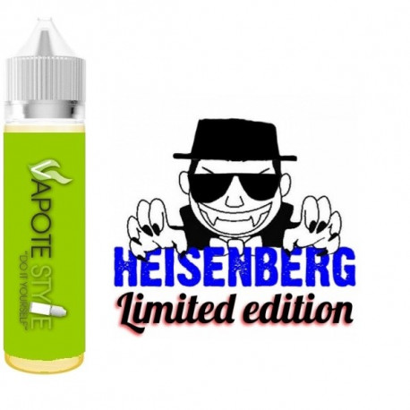 Premix e-liquide Heisenberg vampire vape 60 ml