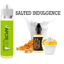 Premix e-liquide Salted Indulgence Nom-Nomz 180 ml