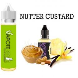 Premix e-liquide Nutter Custard Nom-Nomz 180 ml