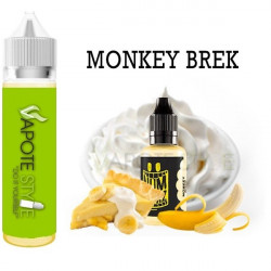 Premix e-liquide Monkey Brek Nom-Nomz 180 ml