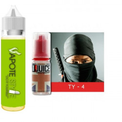 Premix e-liquide TY 4 T-juice 60 ml