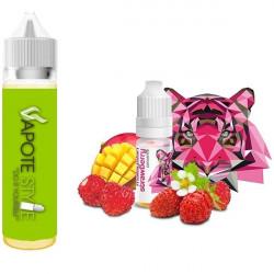 Premix e-liquide Malaysian Strawberry Solana 60 ml